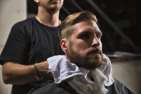 Chopshop Beard Hair Styling