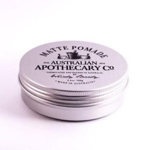Matte Pomade - Australia Apothecary Co