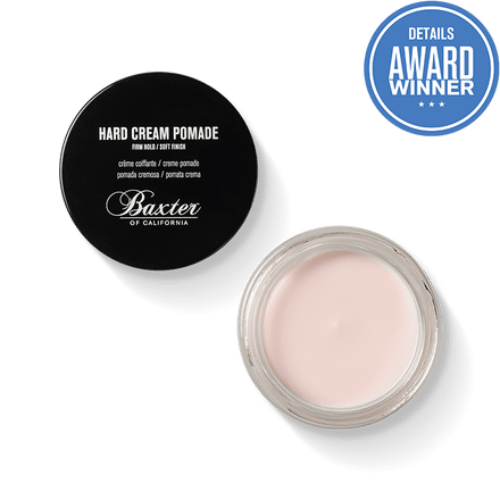 Baxters of California Firm Hold Hard Cream Pomade