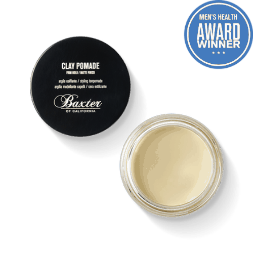 Baxter of California Firm Hold Matte Finish Clay Pomade