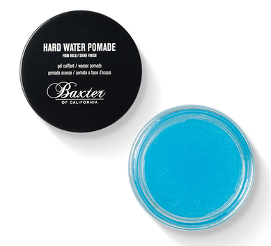 Baxters of California Firm Hold Hard Water Pomade