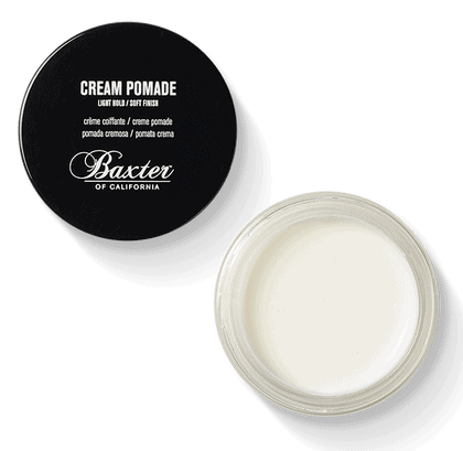 Baxter of California Light Hold Cream Pomade
