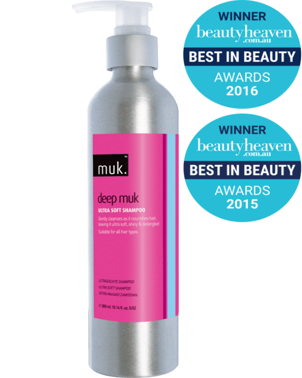 Muk Hair Ultra Soft Shampoo