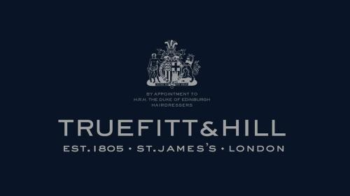 TrueFitt and Hill Mens Barbers UK Logo